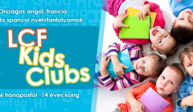 LCF Kids Clubs Törökbálint