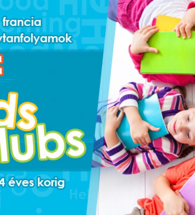 LCF Kids Clubs Vértessomló